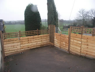 Screens and fencing